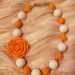 Other - Girls cunky bead necklace